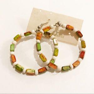 Impressions Online Boutique BoHo Hoop Earrings